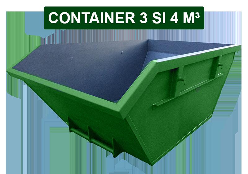 inchiriere transport container moloz gunoi Bucuresti Ilfov