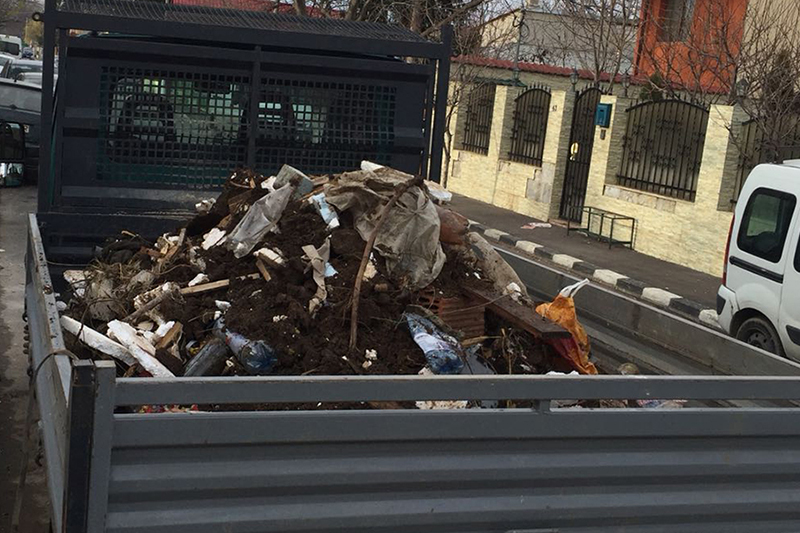 transport moloz Bucuresti Ilfov