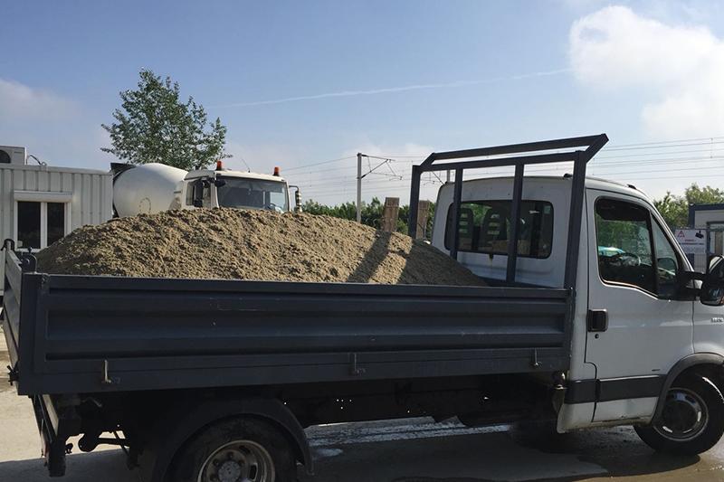 transport nisip Bucuresti Ilfov